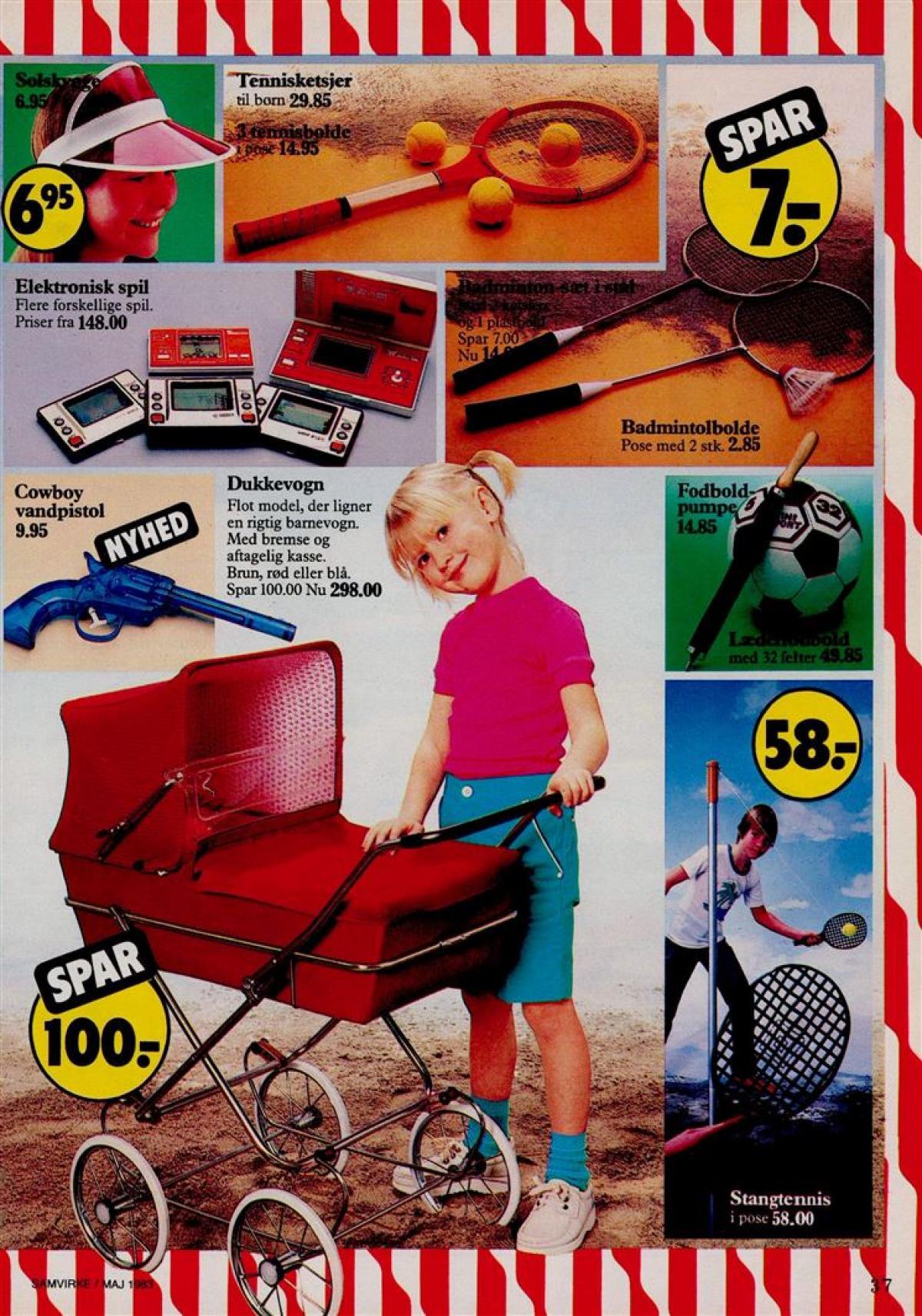 legetøj i kvickly