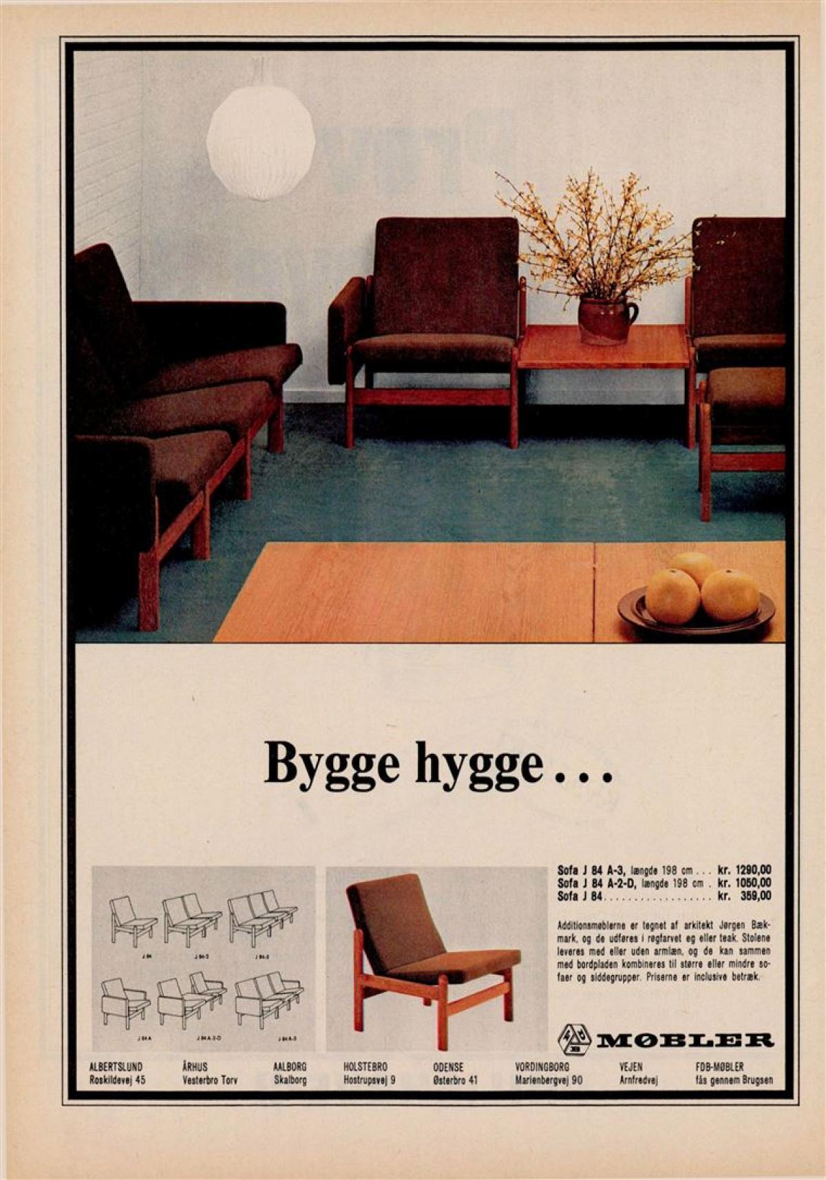 fdb møbler albertslund