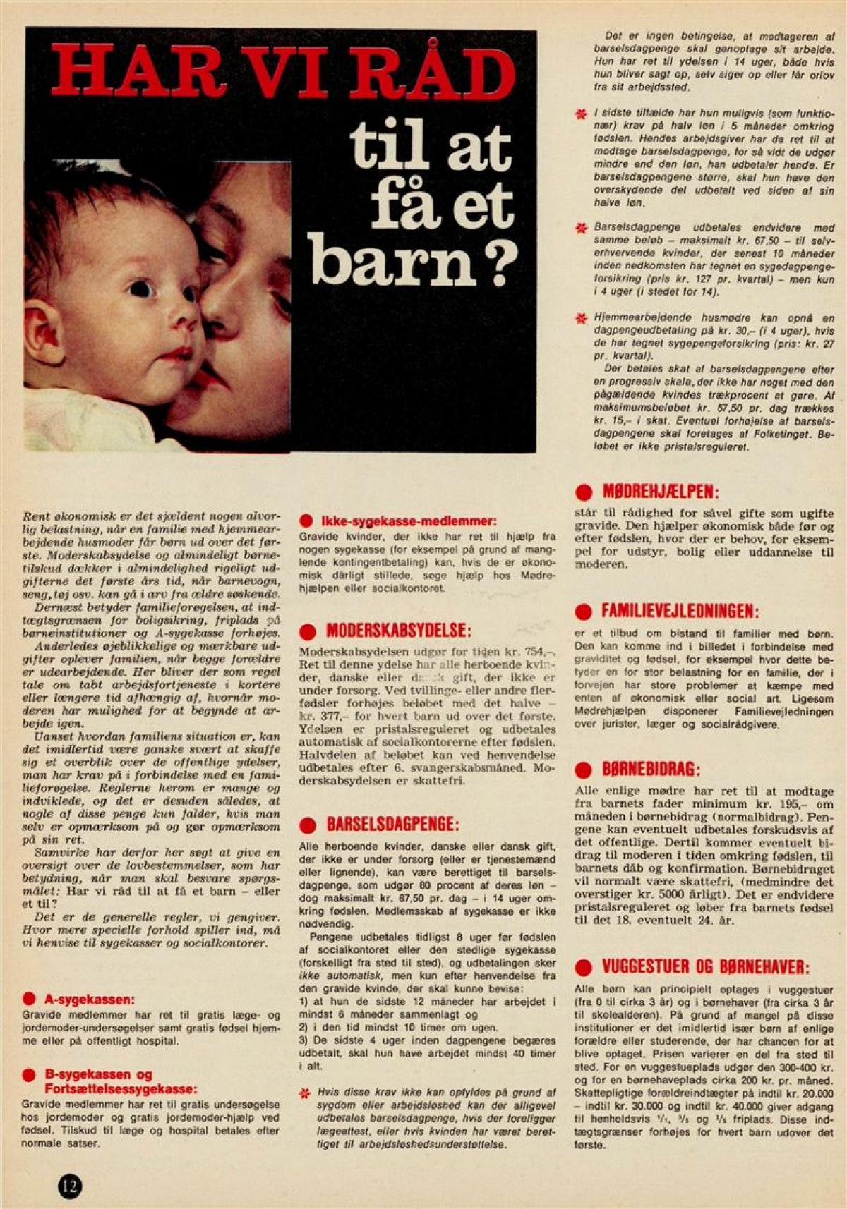 9883a48d5 Samvirke | Har vi råd til at få et barn?