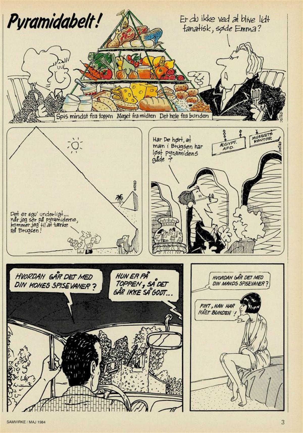 Samvirke | Maj 1984