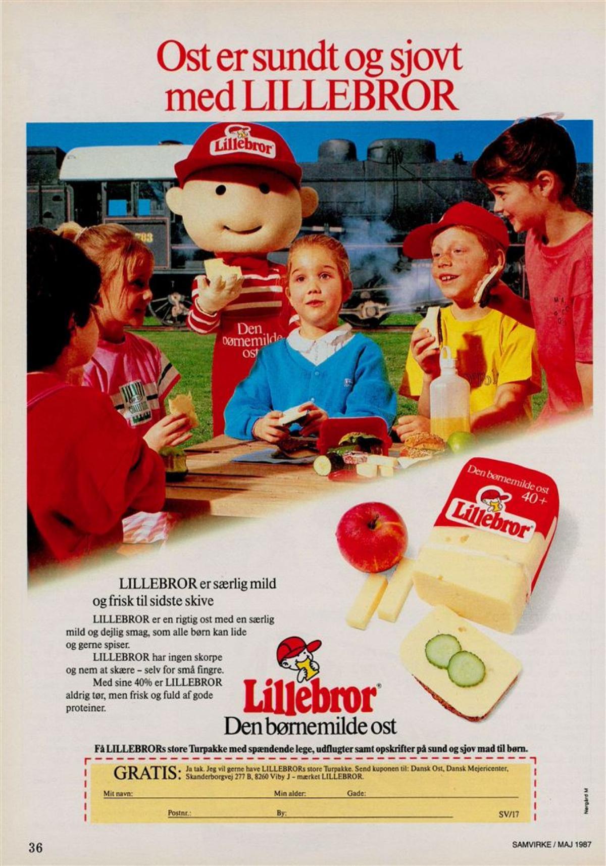 lillebror ost
